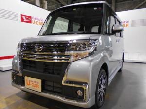 ダイハツ タント カスタムX トップエディションリミテッドSAIII★4WD車