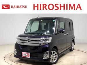 ダイハツ タント カスタムX SA ナビゲーション Bモニタ- ETC車載器