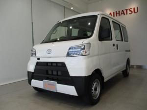 ダイハツ ハイゼットカーゴ スペシャルSAIII 4WD AT LEDヘッドライト