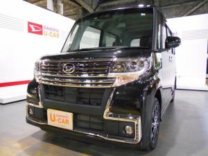 ダイハツ タント カスタムX トップエディションリミテッドSAIII 4WD車