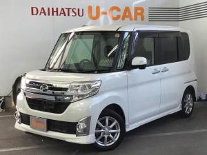 ダイハツ タント カスタムX SA走行31274キロ