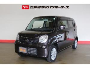 日産 モコ X FOUR 4WD スマートキー ナビ付