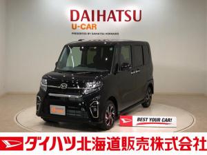 ダイハツ タント カスタムXセレクション 4WD