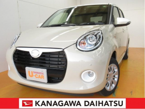 ダイハツ ブーン スタイル ホワイトリミテッド SAIII -サポカー対象車-