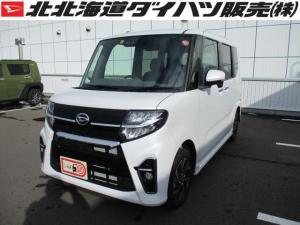 ダイハツ タント カスタムXセレクション 4WD カーナビ ETC