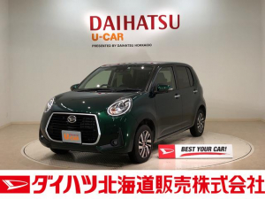 ダイハツ ブーン シルク Gパッケージ SAIII 4WD CD