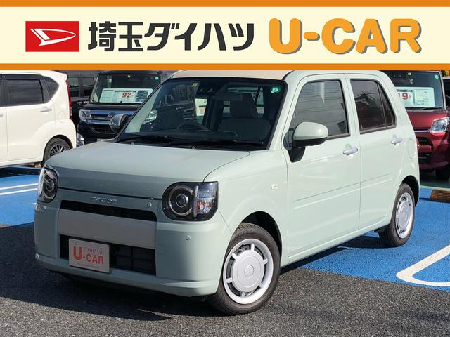 走行少ない当社使用車 新車保証継承付 4WD仕様 キーフリーシステム付