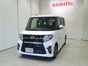 ダイハツ タント カスタムXセレクション 純正ナビバックカメラ シートヒーター
