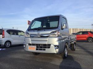 ダイハツ ハイゼットトラック エクストラSAIIIt 4WD 5速マニュアル エアコン付き