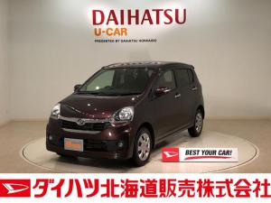 ダイハツ ミライース Gf SA 4WD CD