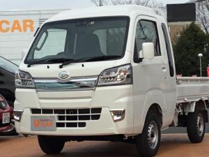 ダイハツ ハイゼットトラック ジャンボ エアコン パワステ エアバック ABS キーレスエントリー