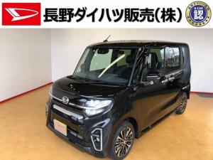 ダイハツ タント 長野ダイハツ販売認定中古車 カスタムRSセレクション