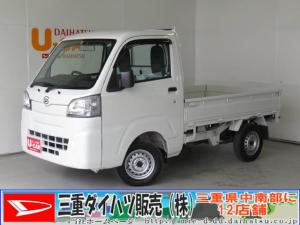 ダイハツ ハイゼットトラック スタンダード 2WD AT 純正FM/AMチューナ- あゆみ板掛け 走行43719km