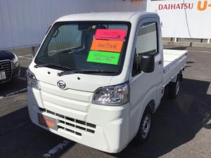ダイハツ ハイゼットトラック スタンダードSAIIIt 4WD/オートマ/届出済み未使用車