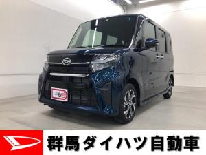 ダイハツ タント カスタムX 当社レンタカー