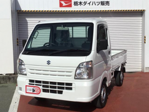 スズキ キャリイトラック KCエアコン・パワステ ETC車載器