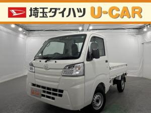 ダイハツ ハイゼットトラック スタンダードSAIIIt 4WD 4速AT LEDランプ 4WD 4速オートマ 禁煙車 LEDヘッドランプ