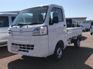 ダイハツ ハイゼットトラック スタンダードSAIIIt パートタイム4WD 4AT ラジオ マニュアルエアコン 横滑り防止装置 衝突回避支援ブレーキ