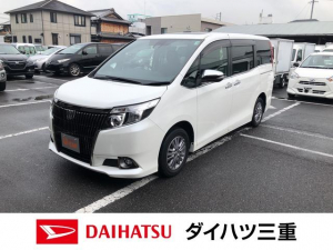 トヨタ エスクァイア Gi ブラックテーラード10インチナビ&後席モニター&ETC
