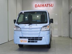 ダイハツ ハイゼットトラック スタンダードSAIIIt 4WD スマートアシストSA3t エアコン パワステ LEDヘッドライト ABS AM/FMラジオ