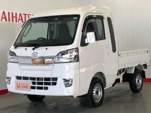 ダイハツ ハイゼットトラック ジャンボSAIIIt 4WD LEDヘッドランプ キーレスエントリー