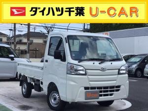 ダイハツ ハイゼットトラック スタンダード 2WD/5MT/純正ラジオ/荷台3方開/オートライト