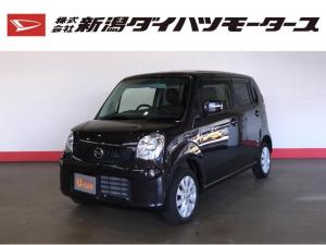 日産 モコ X FOUR. 4WD シートヒーター スマートキー バックカメラ