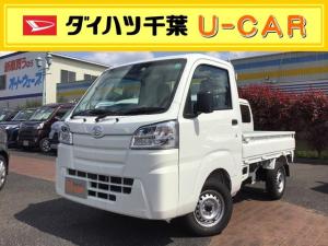 ダイハツ ハイゼットトラック スタンダードSAIIIt LEDヘッドライト/オートライト/コーナーセンサー/スマートアシスト3搭載/運転席エアバッグ/