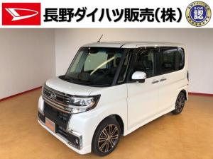 ダイハツ タント 長野ダイハツ販売認定中古車 カスタムRS トップエディションSAIII