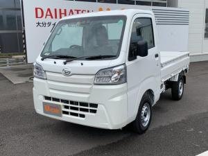 ダイハツ ハイゼットトラック スタンダードSAIIIt 4WD MT車 純正ラジオ
