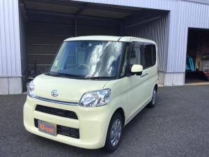 ダイハツ タント L SAII 4WD エアコン キーレス