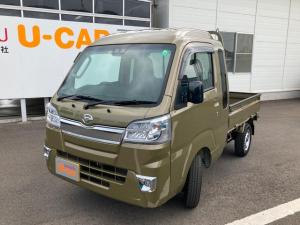 ダイハツ ハイゼットトラック ジャンボSAIIIt 4WD MT車 オートライト 荷台作業灯