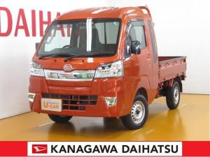 ダイハツ ハイゼットトラック ジャンボSAIIIt -サポカー対象車- スマアシ 三方開 荷台ランプ エアコン 4WD パワーウインドウ キーレス
