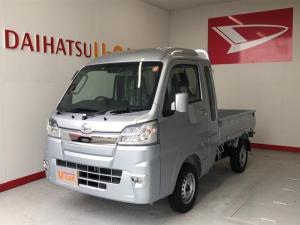 ダイハツ ハイゼットトラック ジャンボSAIIIt CD 保証付き 4WD、5速マニュアル、スマートアシスト付き