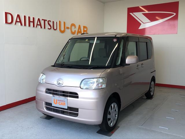 お手頃価格のタント!車検整備付きで安心! 販売は近県にお住まいでご来店での契約と店頭納車が可能なお客様に限ります。