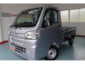 ダイハツ ハイゼットトラック スタンダード ラジオ 2WD MT 手引き式パーキングブレーキ