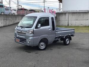 ダイハツ ハイゼットトラック ジャンボSAIIIt エアコン MT車 走行無制限1年保証 スマアシ