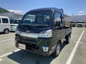 ダイハツ ハイゼットトラック ジャンボSAIIIt パートタイム4WD・AT