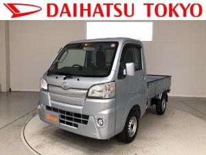 ダイハツ ハイゼットトラック EXT 4WD・CDステレオ・ETC装備・テールゲートチェーン・作業灯