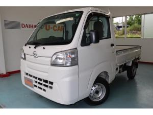 ダイハツ ハイゼットトラック スタンダード 農用スペシャル 4WD MT 手引き式パーキングブレーキ ラジオ