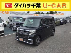 ダイハツ タント カスタムRS トップエディションSAIII ナビ・ドラレコ・ETC・シ-トヒ-タ-・LEDヘッドライト・