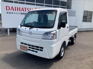 ダイハツ ハイゼットトラック スタンダードSAIIIt 5速マニュアル車 エアコン パワステ 4WD 純正ラジオ スペアタイヤ