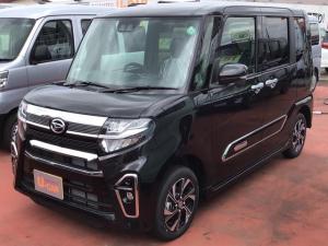 ダイハツ タント カスタムXスタイルセレクション 4WD