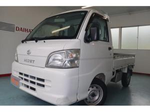 ダイハツ ハイゼットトラック エアコン・パワステ スペシャル 4WD AT ラジオ 手引き式パーキングブレーキ
