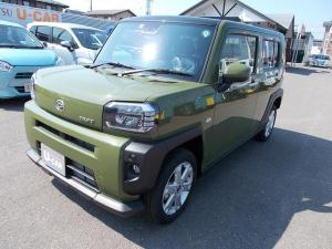 ダイハツ タフト G 4WD