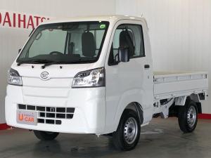 ダイハツ ハイゼットトラック スタンダードSAIIIt 4WD LEDヘッドランプ 衝突被害軽減システム 横滑り防止機構