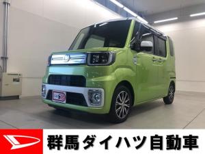 ダイハツ ウェイク GターボSAIII 2WD プッシュスタート オートエアコン 両側電動スライドドア 電動ドアミラー