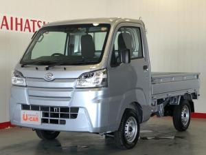 ダイハツ ハイゼットトラック スタンダードSAIIIt 4WD 4速オートマ LEDヘッドランプ 衝突被害軽減システム 横滑り防止機構