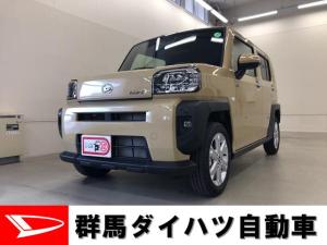 ダイハツ タフト G 次世代スマートアシスト 2WD プッシュスタート オートエアコン 電動ドアミラー