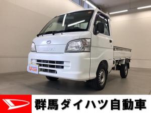 ダイハツ ハイゼットトラック スペシャル 農用パック 4WD マニュアル車 エアコンパワステ付
